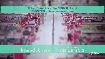 hearOclub TV Spot, 'The Freshest Hearing Aid Batteries' - Thumbnail 4