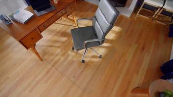 Vitrazza TV Spot, 'Glass Office Chair Mats: Save 10 Percent' - Thumbnail 4