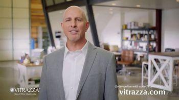 Vitrazza TV Spot, 'Glass Office Chair Mats: Save 10 Percent' - Thumbnail 6