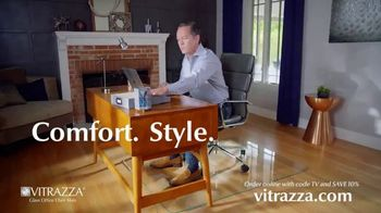 Vitrazza TV Spot, 'Glass Office Chair Mats: Save 10 Percent' - Thumbnail 7