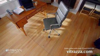 Vitrazza TV Spot, 'Glass Office Chair Mats: Save 10 Percent' - Thumbnail 8