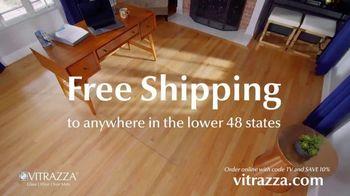 Vitrazza TV Spot, 'Glass Office Chair Mats: Save 10 Percent' - Thumbnail 9