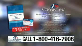 Colonial Penn Guaranteed Acceptance Whole Life Insurance TV Spot, 'Notes' Featuring Alex Trebek - Thumbnail 10