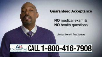 Colonial Penn Guaranteed Acceptance Whole Life Insurance TV Spot, 'Notes' Featuring Alex Trebek - Thumbnail 6