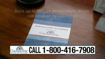 Colonial Penn Guaranteed Acceptance Whole Life Insurance TV Spot, 'Notes' Featuring Alex Trebek - Thumbnail 7