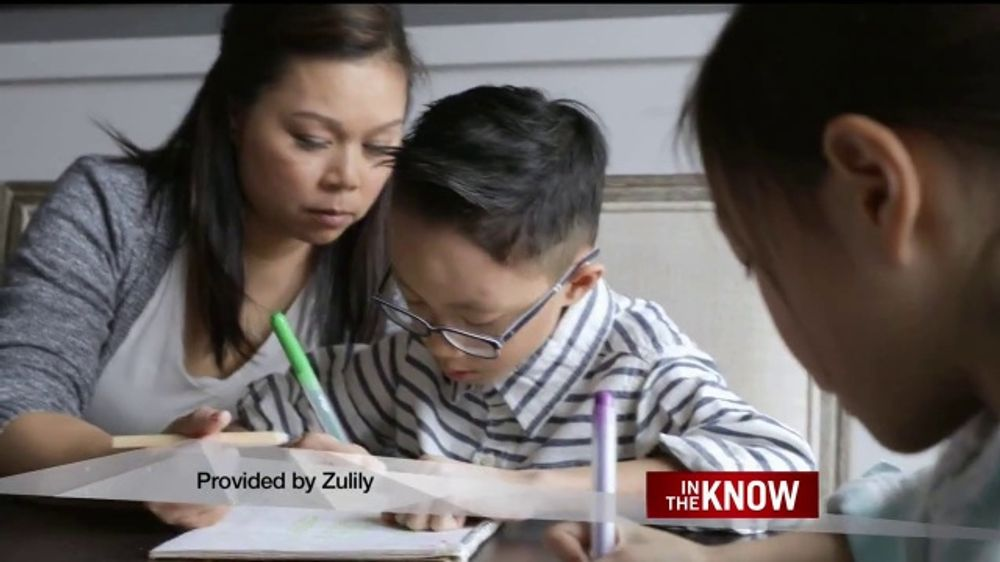 Zulily TV Commercial, 'Challenging Times'