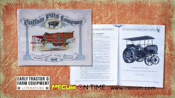 Mecum On Time Auctions TV Spot, 'Early Tractor & Farm Equipment Literature' - Thumbnail 4