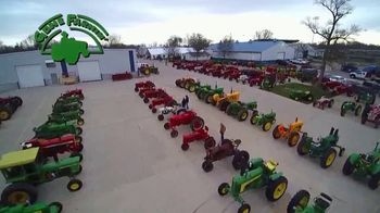 Mecum Gone Farmin' 2020 Spring Classic TV Spot, 'Vintage Trucks Pouring In'