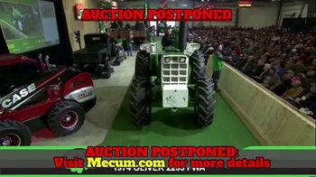 Mecum Auctions Spring Classic TV Spot, 'The Lehr Collection: Postponed' - Thumbnail 1