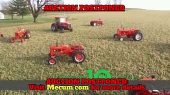 Mecum Auctions Spring Classic TV Spot, 'The Lehr Collection: Postponed' - Thumbnail 3