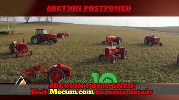 Mecum Auctions Spring Classic TV Spot, 'The Lehr Collection: Postponed' - Thumbnail 4
