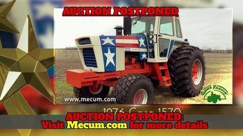 Mecum Gone Farmin' 2020 Spring Classic TV Spot, 'Tractors & Trucks: Postponed' - Thumbnail 2