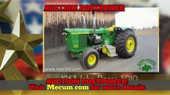 Mecum Gone Farmin' 2020 Spring Classic TV Spot, 'Tractors & Trucks: Postponed' - Thumbnail 4