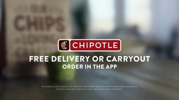 Chipotle Mexican Grill TV Spot, 'Straight to You: Free Delivery' - Thumbnail 8