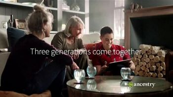 Ancestry TV Spot, 'Three Generations Come Together' - Thumbnail 1