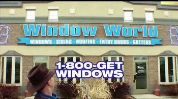 Window World TV Spot, 'White Patio Door and Windows: $133 Per Month' - Thumbnail 10