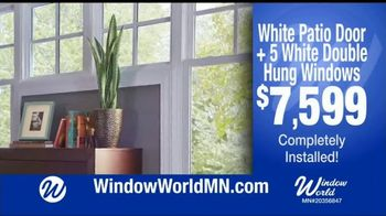 Window World TV Spot, 'White Patio Door and Windows: $133 Per Month' - Thumbnail 3