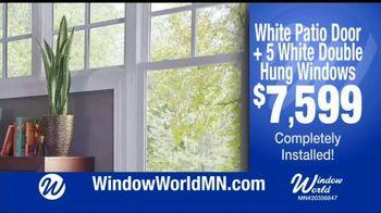 Window World TV Spot, 'White Patio Door and Windows: $133 Per Month' - Thumbnail 4