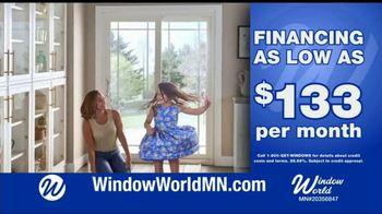 Window World TV Spot, 'White Patio Door and Windows: $133 Per Month' - Thumbnail 7