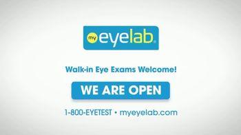 My Eyelab TV Spot, 'COVID-19: Here to Help' - Thumbnail 8