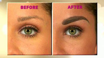 Designer Brow Stamp TV Spot, 'Bold Eyebrows'