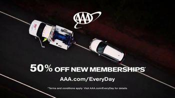 AAA TV Spot, 'Safety: Half Off Memberships' - Thumbnail 6