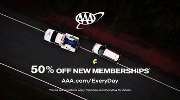 AAA TV Spot, 'Safety: Half Off Memberships' - Thumbnail 7