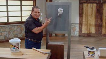 Flex Paste TV Spot, 'Caucho fuerte y flexible' con Phil Swift [Spanish] - 274 commercial airings