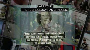 National Captioning Institute TV Spot, 'Captions Unite Us' - Thumbnail 3
