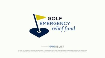 Golf Emergency Relief Fund TV Spot, 'A Community' - Thumbnail 9