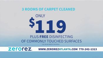 Zerorez TV Spot, 'Maintain a Clean Home: Three Rooms for $119' - Thumbnail 7