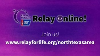 American Cancer Society TV Spot, 'Day of Giving: Relay Online' - Thumbnail 5
