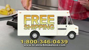 Granite Stone Smokeless Grill TV Spot, 'Doesn't Stick' - Thumbnail 10