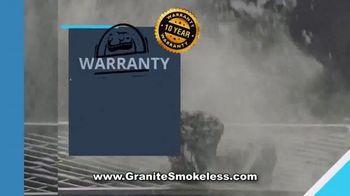 Granite Stone Smokeless Grill TV Spot, 'Doesn't Stick' - Thumbnail 5