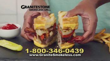Granite Stone Smokeless Grill TV Spot, 'Doesn't Stick' - Thumbnail 8