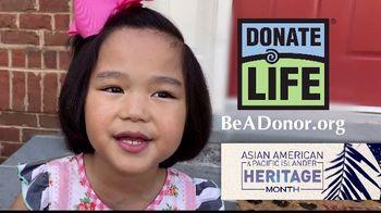 Donate Life America TV Spot, 'Paisley'