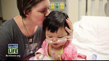 Donate Life America TV Spot, 'Paisley' - Thumbnail 4