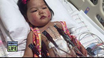 Donate Life America TV Spot, 'Paisley' - Thumbnail 6