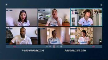 Progressive TV Spot, 'WFH: Mara Unmuted' - Thumbnail 9