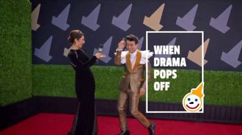 Jack in the Box Popcorn Chicken Combos TV Spot, 'When Drama Pops Off' - Thumbnail 2