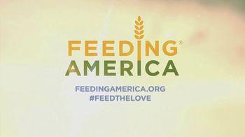 Feeding America TV Spot, 'A&E: Feed the Love' - Thumbnail 9