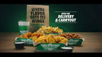 Wingstop TV Spot, 'Dance: Delivery and Carryout' - Thumbnail 10