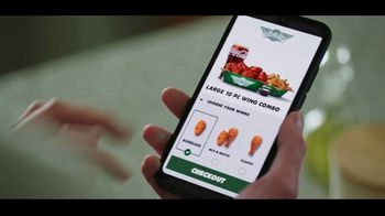 Wingstop TV Spot, 'Dance: Delivery and Carryout' - Thumbnail 3