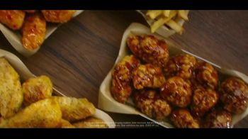 Wingstop TV Spot, 'Dance: Delivery and Carryout' - Thumbnail 8