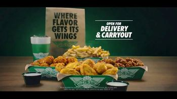 Wingstop TV Spot, 'Dance: Delivery and Carryout' - Thumbnail 9