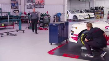 Creative Racing TV Spot, 'The Easy Way' Featuring Larry McReynolds and Brandon McReynolds - Thumbnail 1