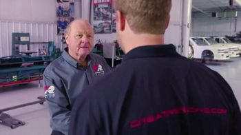 Creative Racing TV Spot, 'The Easy Way' Featuring Larry McReynolds and Brandon McReynolds - Thumbnail 2
