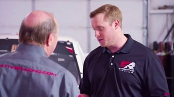 Creative Racing TV Spot, 'The Easy Way' Featuring Larry McReynolds and Brandon McReynolds - Thumbnail 4