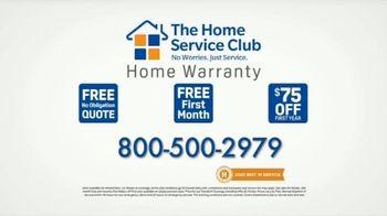 The Home Service Club TV Spot, 'Dollar a Day' - Thumbnail 6