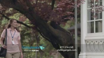 Visiting Angels TV Spot, 'Commited to Your Safety and Comfort' - Thumbnail 2